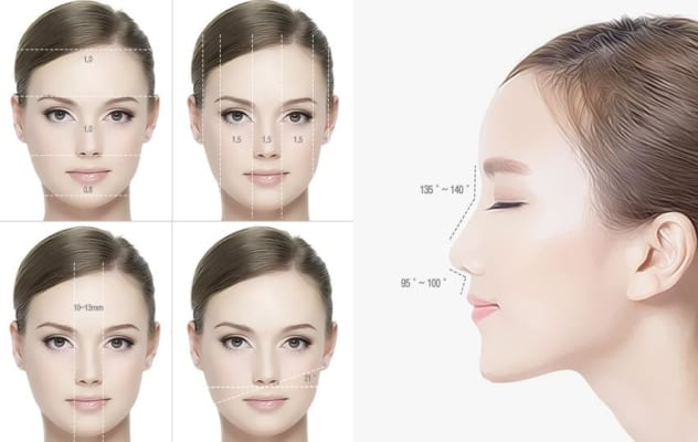 Nâng mũi giúp bạn sở hữu một dáng mũi hoàn hảo.