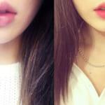 Tạo môi chẻ giúp đôi môi của bạn duyên dáng và quyến rũ hơn