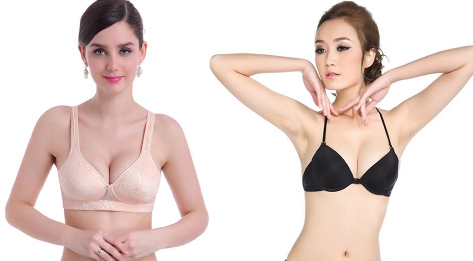 Phòng ngừa u xơ tuyến vú với việc chọn áo ngực phù hợp với kích thước vú