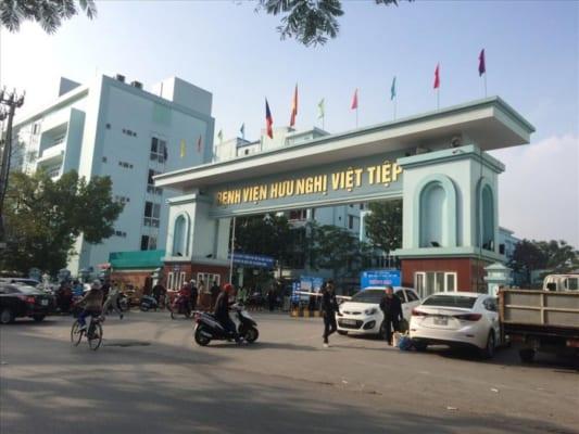 Lịch sử bệnh viện Việt Tiệp Hải Phòng đã trải qua nhiều thăng trầm