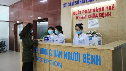 Bệnh viện Việt Tiệp Hải Phòng gồm nhiều chuyên khoa
