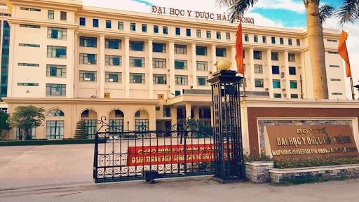 Trường Đại Học Y dược Hải Phòng là một trong những ngôi trường danh giá nhất nước ta