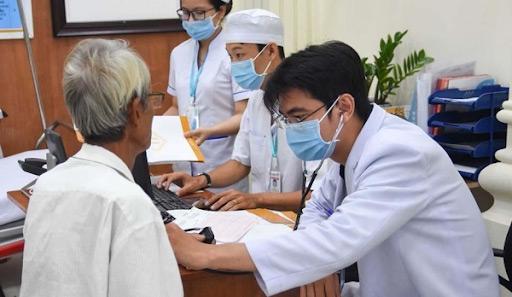 Quy trình khám chữa bệnh không sử dụng thẻ bảo hiểm y tế.