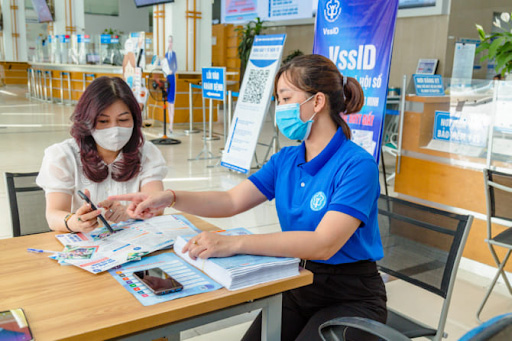 Bệnh viện sử dụng phần mềm Vss-ID trong khám chữa bệnh bằng bảo hiểm.