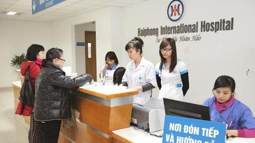 Bệnh viện Đa khoa Quốc tế Hải Phòng là địa chỉ tin cậy của nhiều bệnh nhân.