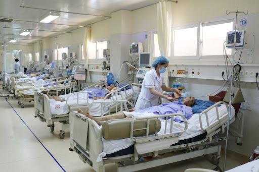 Hệ thống cơ sở vật chất của bệnh viện Đa khoa Quốc tế Hải Phòng hiện đại, tiên tiến.
